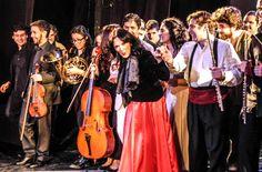 Gala Lírica, en el marco de los #VIERNES DE #MÚSICA del Complejo Cultural 25 de Mayo.  Dirección: Graciela de Gyldenfeldt. Pianista: Mtra. Gabriela Battipede. Solistas: Roberta della Monica (soprano), Lucía Alonso (soprano), María Malva Celestino, (Mezzo-soprano), Gustavo Oliva (tenor), Hernán Vuga, (barítono) Fernando de Gyldenfeldt, (barítono), Luis de Gyldenfeldt (barítono).  Viernes 27 de mayo, 20:30 hs. ENTRADA GRATUITA. (Av. Triunvirato 4444, Villa Urquiza)
