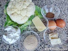 Conopida la cuptor cu smantana Ingrediente