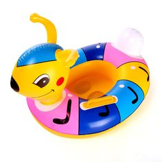 Lovely Cute Inflatable Children Swimming Accessories