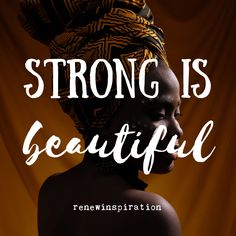 You are strong. You are beautiful. Mind Body Spirit, You Are Strong, Self Love Quotes, You Are Beautiful, Believe In You, Mindfulness, Relationship, Inspiration, You're Beautiful