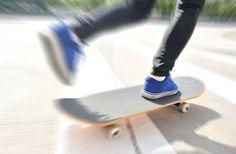 action shots on skateboards/bikes/rollerblades