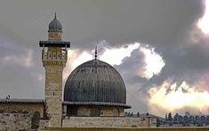 Masjid-i Aksa-Omer masjid-Constructive: Prophet Hz. Temple Mount, Holy Land, Jerusalem, Mosque, Empire State Building, Taj Mahal, Islam, Travel, Image