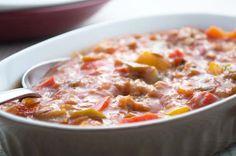 Ein #Letscho passt zu vielen Gerichten. Ein Rezept aus der ungarischen Küche.