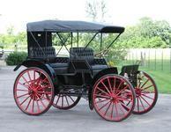 1909 IHC Highwheel Auto