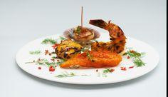 Assorted Sea Food Platter.