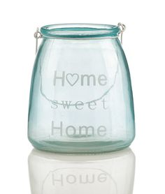 Ländliche & rustikale #Deko #Glas im #Landhausstil. Mason Jars, Sweet Home, Mugs, Tableware, Glass Bottles, Home Canning, Cottage Chic, Rustic, Dinnerware