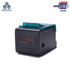 120.00$  Buy here - http://aliwbq.worldwells.pw/go.php?t=32666450380 - High Quality professional kitchen bill printer 80mm and 58mm thermal usb serial lan receipt printer alarm for order with cutter