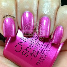 CND Shellac Paradise Collection Summer 2014 - Sultry Sunset