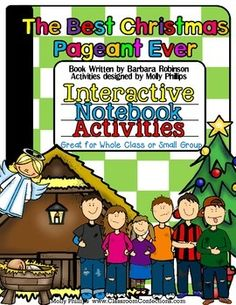 if you are like me you love the book the best christmas pageant ever by - The Best Christmas Pageant Ever Book