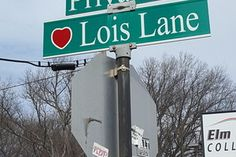 Lois Lane in Worcester Massachusetts