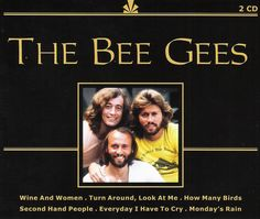 The Bee Gees Black Line [2003]