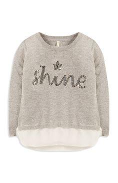 Primark - Trui met opdruk Shine