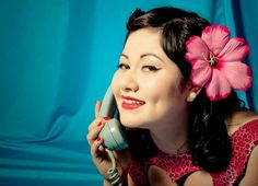 Fotografía: Pepe Granados  Modelo: Jess #makeup #pinup