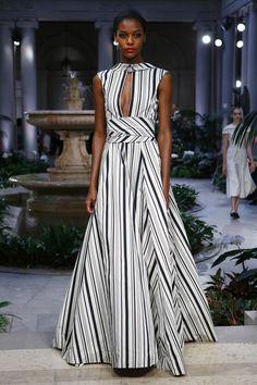 Carolina Herrera | Ready-to-Wear Spring 2017 | Look 9