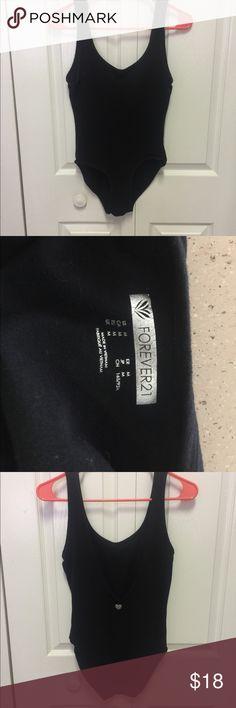 Black Leo Never worn, black Leo, medium, Forever 21 Intimates & Sleepwear