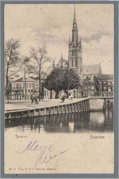 Spaarne - Haarlem rond 1900