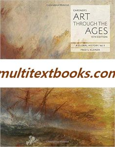 bundle gardners art through the ages the western perspective volume ii with art study timeline printed access card 13th slideguide