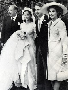 babe paley | At the wedding of her daughter Amanda to Carter Burden. Mr. Burden being the great, great, great grandson of Commodore Vanderbilt. He is descended through William Henry Vanderbilt and his daughter the ultra rich Florence Adele Vanderbilt Twombly. Her husband, Hamilton McKown Twombly managed the Vanderbilt fortune for several of the key family members and made them all richer than their forebears.