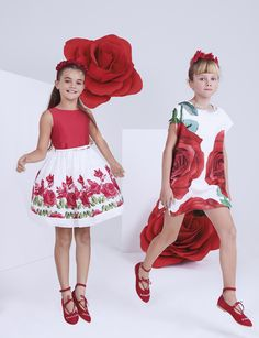 MONNALISA CHIC Spring Summer 2017 #Monnalisa #fashion #kids #childrenswear #newcollection #girl #style #summer #hairband #bag #ceremony #redroses #rose
