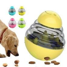 Cheap Chance Of Interactive Dog Cat Food Treat Ball Toy Pet Funny
