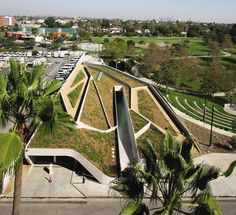 The Los Angeles Museum of the Holocaust / Belzberg Architects