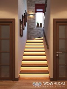 Wohnaccessoires Wohnaccessoires Modern Stairs Wohnaccessoires in 2020 Home Stairs Design, Railing Design, Home Room Design, Dream Home Design, Home Design Plans, Home Interior Design, Bungalow House Design, Modern House Design, House Staircase
