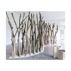 Branch Room Divider