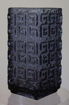 Tamara Aladin Taalari Vase, Riihimaki   Collectors Weekly Retro Art, The Collector, Vases, Glass Art, Antiques, Ebay, Vintage, Design, Antiquities