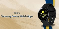 Samsung produces one of the most stable and high-end wearables, the company has already manufactured plenty of smartwatches, and most of them feature great health tracking sensors, multiple customization options, and more. But to use these watches at their full potential, you need apps that are compatible with them. #SamsungGalaxy #WatchApps #Spotify #SmartThings #Strava #VoiceRecorder #WristFlashlight #BuyMcAfeeInternetSecurity Voice Recorder, Smart Watch, Samsung Galaxy, Apps, Watches, Health, Stuff To Buy, Smartwatch, Wristwatches