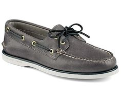 Shop Men's Gold Cup Authentic Original 2-Eye Boat Shoes | Sperry Top-Sider