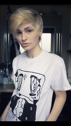 super cute short hair                                                                                                                                                                                 More