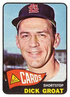 1965 Topps Dick Groat