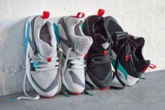 d682ed5b031aa8 SNEAKER FREAKER x PUMA Blaze of Glory Re-Issue Puma Sneakers Shoes