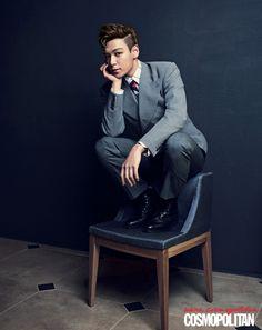 Gentleman's League | 코스모폴리탄 (Cosmopolitan Korea)
