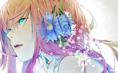 Megurine Luka - Vocaloid Wallpaper #34127