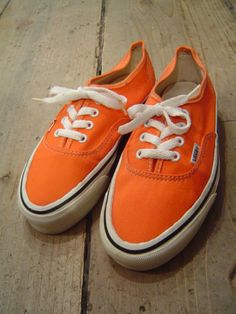 VANS  AUTHENTIC  1980's  《DEAD STOCK》