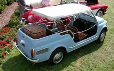 the Fiat 500 Jolly