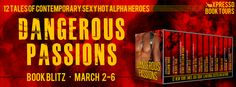 ♥Enter the #giveaway for a chance to win♥ StarAngels' Reviews: Book Blitz ♥ Dangerous Passions Anthology ♥ #givea...