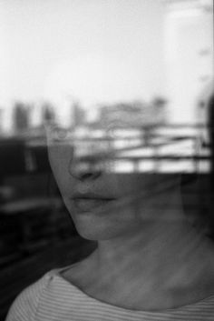 window reflection over-lay Female Portrait Poses, Window Reflection, Summer Art Projects, Feminine Mystique, Call Art, Ansel Adams, Imagines, Black N White, Shades Of Grey