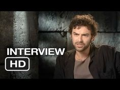 The Hobbit: An Unexpected Journey - Aidan Turner Interview - Kili (2012) HD