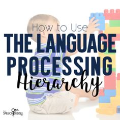Language is my jam! Don't get me wrong I enjoy working on all other speechy things, but language has my heart. Last year, I was doing some research for my Language Goal List and stumbled across this awesome Language Processing Method Treatment Model handout. Talk about heart eye emojis!!! This just made sense to me. …