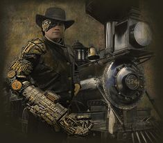one in a series of steampunk....if you like it go to fineartamerica for purchase.