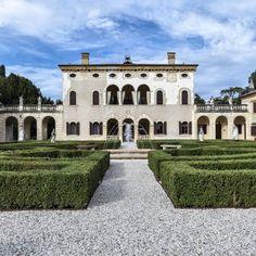 Villa Giona - Tenute SalvaTerra Italy Trip, Italy Travel, Wine Tourism, Landscape Art, Sustainability, Villa, Mansions, Architecture, House Styles