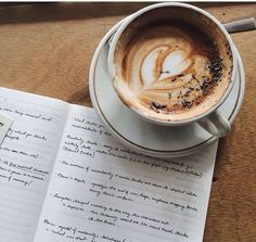 coffee + notes