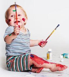 Caracterul copiilor in functie de culori