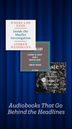 These timely audiobooks dive into the issues behind the headlines. Go deeper into current events and history with audiobooks that provide context for today's news. Books To Buy, New Books, Good Books, Books To Read, Rules For Radicals, Economic Systems, Penguin Random House, Decision Making, Behind
