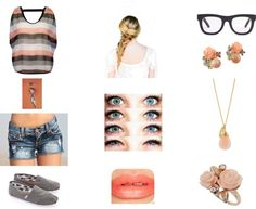 """""""Katherine's Outfit"""" by katehanley on Polyvore"""