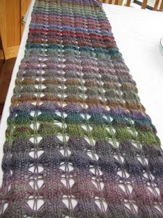 Machine Knitting Fun: My Favorite Pattern of 2010