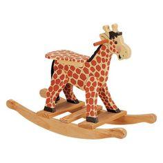 Charmant Teamson Kids Safari Hand Painted Giraffe Themed Kids Rocking Chair      Lowest Price Online On All Teamson Kids Safari Hand Painted Giraffe Themed  Kids ...