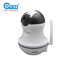 NEO COOLCAM NIP-27SY Full HD IP Camera 1080P Wifi Wireless 2MP Megapixel IP Cam Support 64G SD Card Network Surveillance Camera